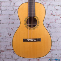 Martin Custom Shop 028VS Acoustic Guitar Natural Wild Grain Rosewood Thin Finish
