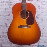 2014 Gibson Custom Shop J45 Acoustic Electric Guitar Iced Tea