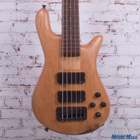 Spector ReBop 5 5 String Electric Bass Natural
