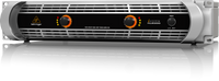 Behringer iNUKE NU6000 Ultra-Lightweight, High-Density 6000-Watt Power Amplifier