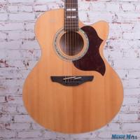 Takamine EG523SC Jumbo Acoustic Electric Guitar Natural