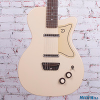 Danelectro 56 U2 Electric Guitar Malt Shop Creme