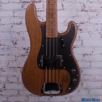 Fender Limited Edition American Vintage '58 Precision Bass Roasted Ash Nat
