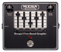Mesa Boogie Boogie Five-band Graphic EQ Pedal