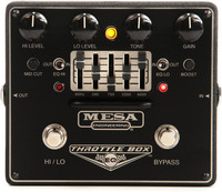 Mesa Boogie Throttle Box 5‑band Graphic EQ Pedal