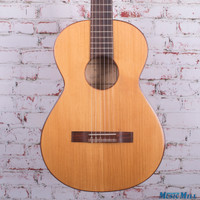 Vintage '1960s Gagliano Model 680 Classical Acoustic Guitar Natural