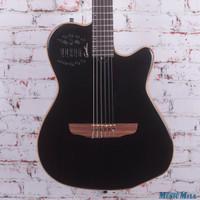 Godin Multiac ACS-SA Slim Nylon Electric Guitar Black