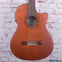 Yamaha CG150CCE Nylon Acoustic Electric Guitar Natural
