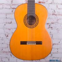 1978 Morris MA8400 Classical Guitar Natural Made in Japan