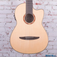 Yamaha NCX900R Nylon Classical Acoustic Electric Guitar Natural