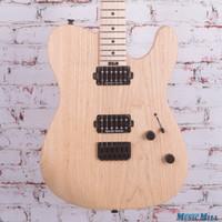 Charvel Pro Mod San Dimas Style 2 HH Electric Guitar Hardtail Ash Natural