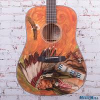 Martin D18 RG Custom Signature Edition Acoustic Guitar