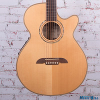 Alvarez PF90SC-NAT Acoustic Electric Guitar Natural