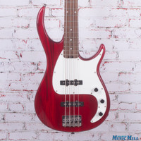 Peavey Milestone III Bass Electric Bass Red
