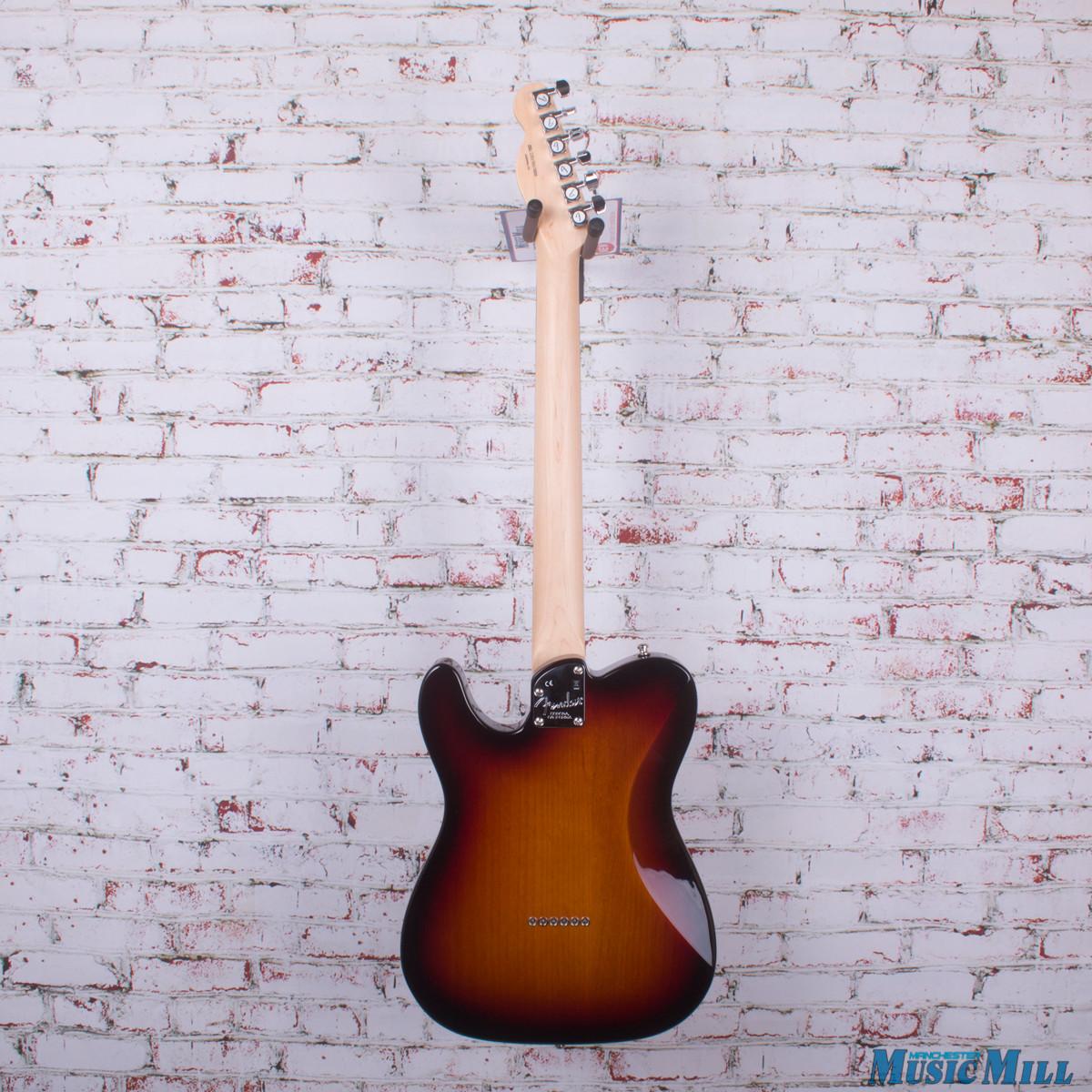 Fender American Elite Telecaster Electric Guitar Ebony Board 3 Color Sunburst