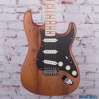 2017 Fender Limited Edition American Vintage '59 Pine Stratocaster Electric Guitar Satin Natural