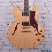 Epiphone Sheraton-II Pro Semi-Hollow Electric Guitar Natural