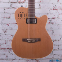 Godin A6 Ultra Acoustic Electric Guitar Natural