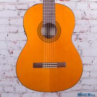 Yamaha CGX102 Classical Acoustic Guitar Natural