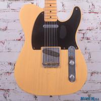2009 Fender Custom Shop 1951 Nocaster Relic Nocaster Electric Guitar Blonde