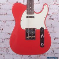 G&L Asat Classic Electric Guitar Fiesta Red