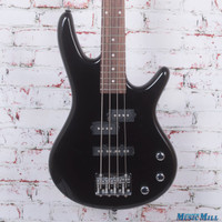 Ibanez GSRM20 Mikro Short‑Scale 4-String Electric Bass Black