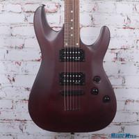 Schecter Omen 6 Electric Guitar Satin Walnut