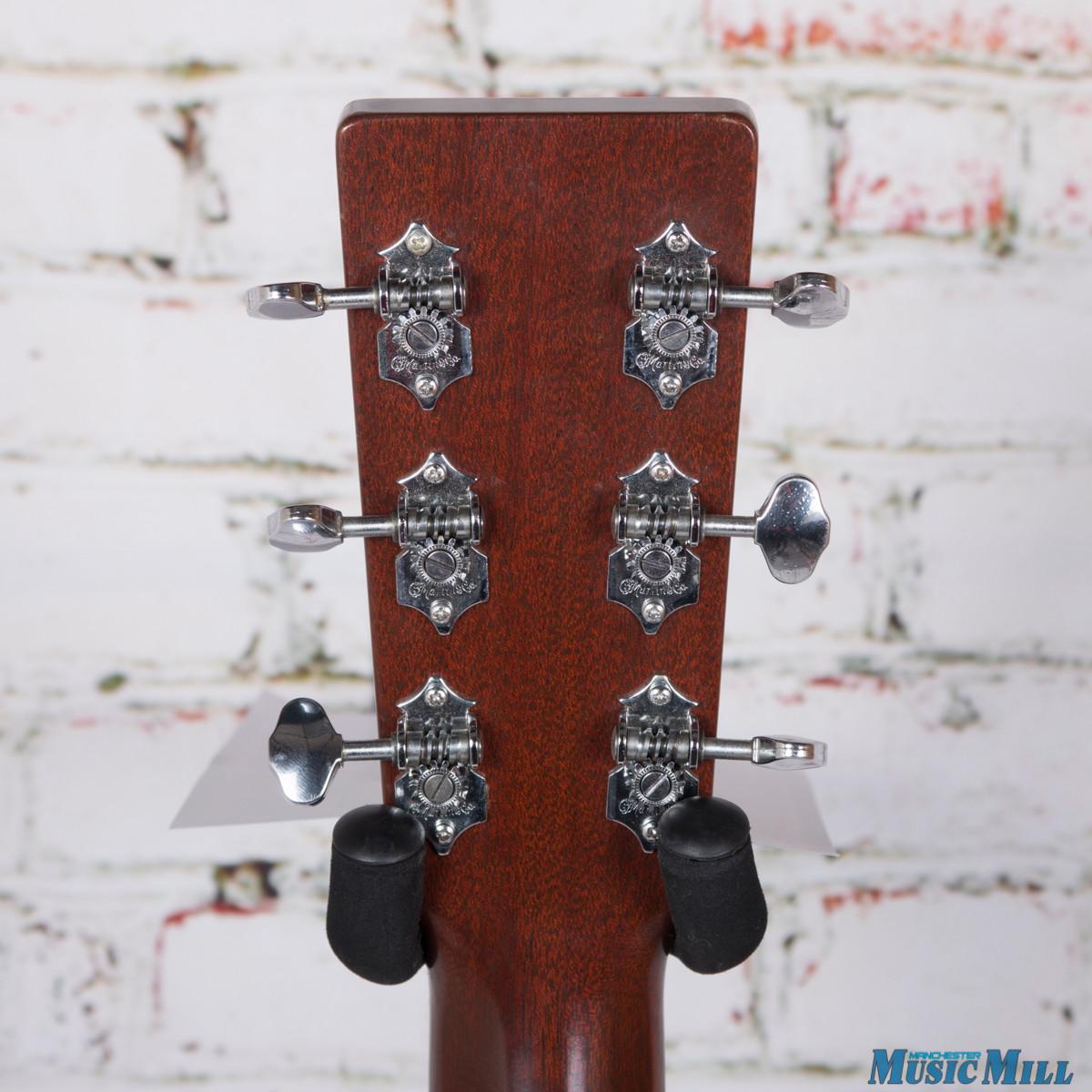 Martin DM3MD Dave Matthews Dreadnought Acoustic Guitar Natural