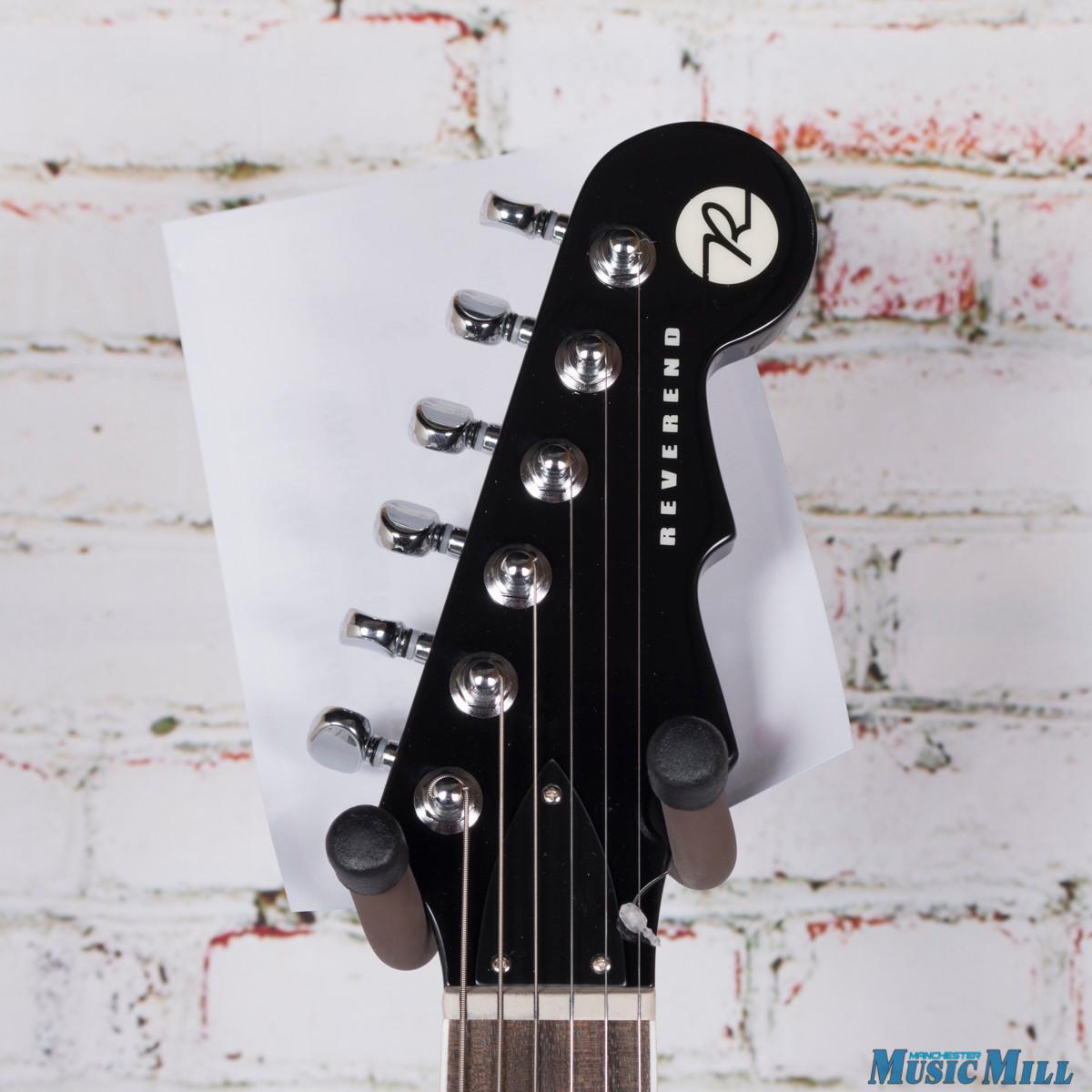 Reverend Warhawk RT Electric Guitar 3 Tone Sunburst