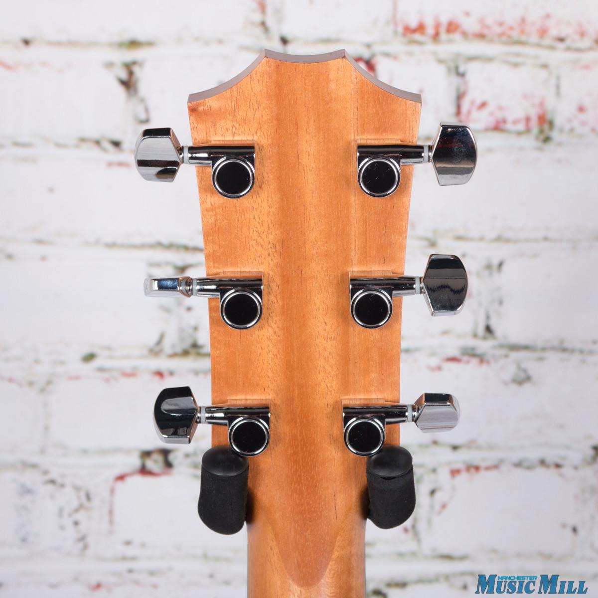 Taylor 214ce SB DLX Acoustic Electric Guitar Sunburst