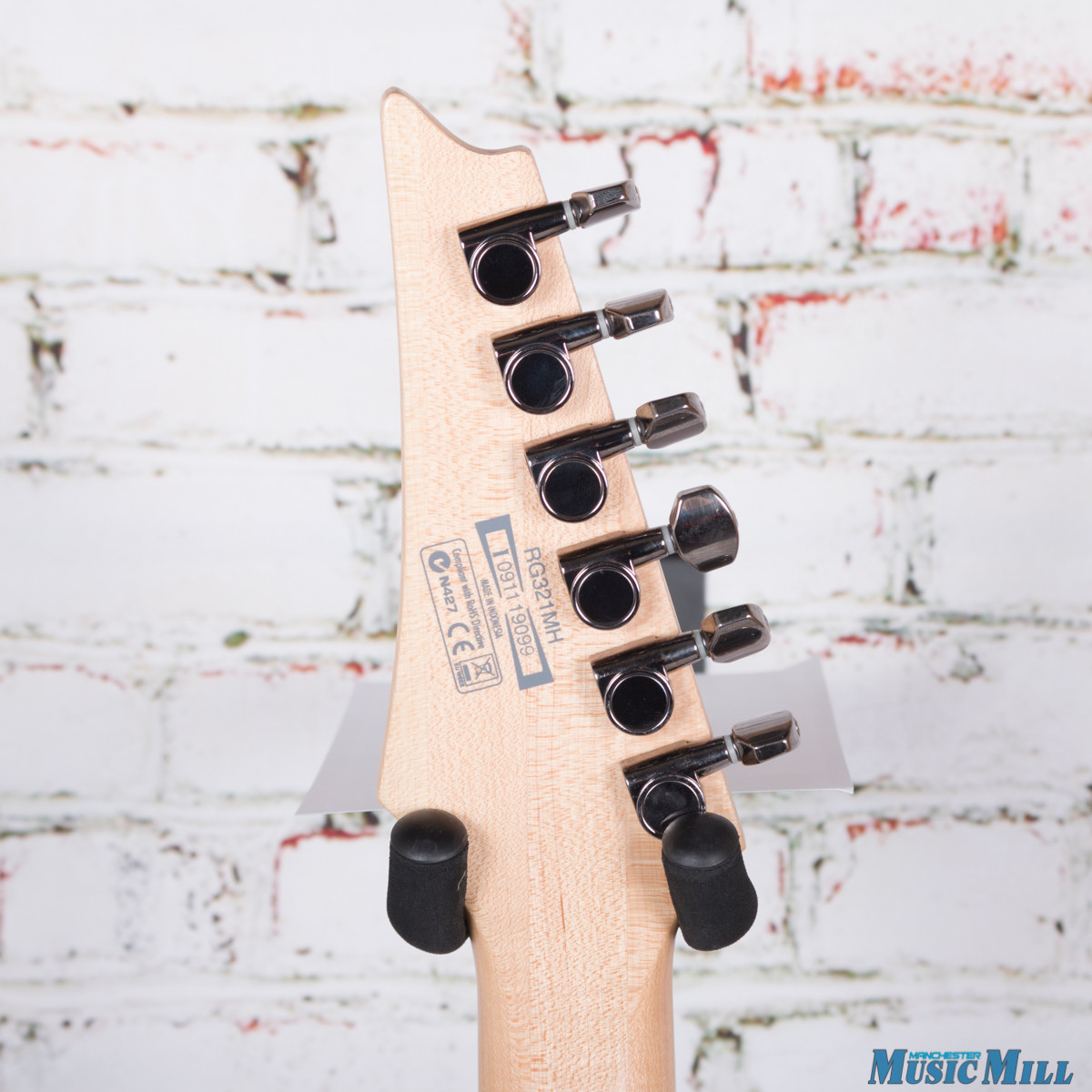 Ibanez RG321MH Electric Guitar Black