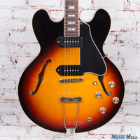 2017 Gibson ES330 VOS Hollowbody Electric Guitar Sunset Sunburst