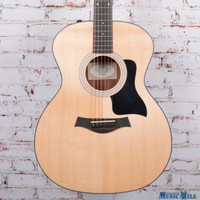 2017 Taylor 114e Acoustic Electric Guitar Natural 7297