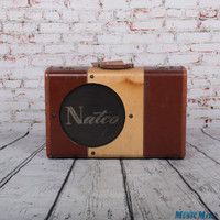 Homebuild Natco Tube Guitar Amp