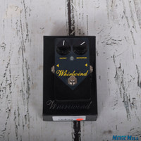 Whirlwind Rochester Series Gold Box Distortion Guitar Effect Pedal