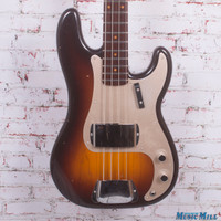 Fender Custom Shop Limited Edition Journeyman Relic '57 Precision Bass 2-Color Sunburst