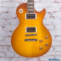 Gibson Custom Les Paul Axcess Standard Electric Guitar Iced Tea