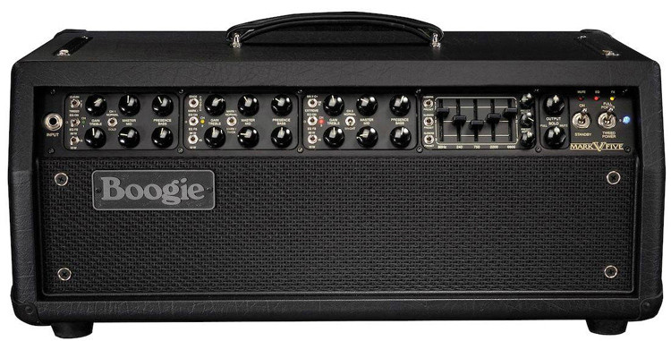 Mesa Boogie Mark V 90W 3-Channel Tube Guitar Amplifier Head