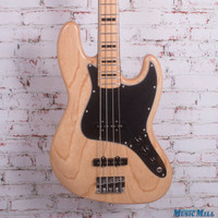 Fender Limited Edition '70s Jazz Bass Electric Bass Natural