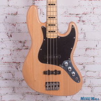Squier Vintage Modified 70s Jazz Bass Electric Bass Natural