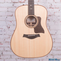 Taylor 710e Dreadnought Acoustic Electric Guitar Natural