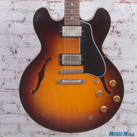 2016 1958 ES335 VOS Semi-Hollow Electric Guitar Vintage Sunburst