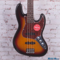 Squier Vintage Modified Jazz Bass Electric Bass 3-Color Sunburst 1761
