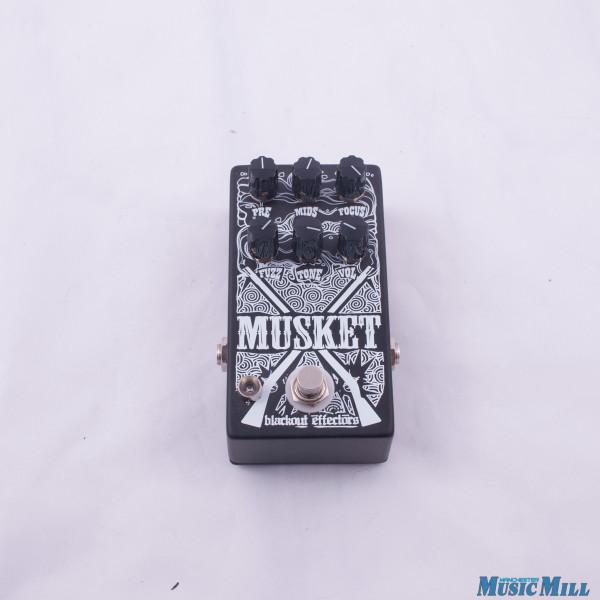 Blackout Effectors Musket Guitar Fuzz Pedal