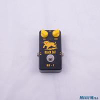 Black Cat OD1 Freddie Fuzz Guitar Effect Pedal