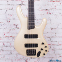 Ibanez EDB600 Ergodyne 4-String Bass Electric Bass Pearl White