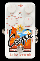 Electro Harmonix Canyon Delay and Looper Effect Pedal