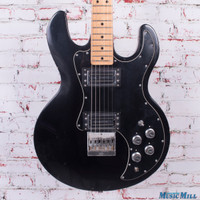 Peavey T60 Electric Guitar Black USA made