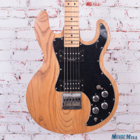 Peavey T60 Electric Guitar Natural USA made