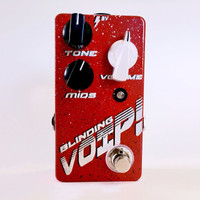 Jellyfish Electronics Blinding Voip Boost Effect Pedal